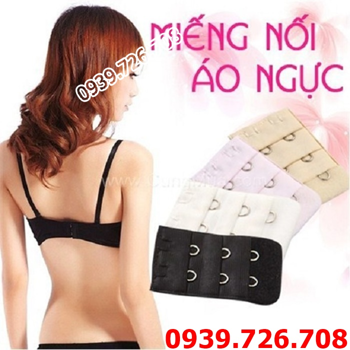 Miếng nối áo ngực 2 móc