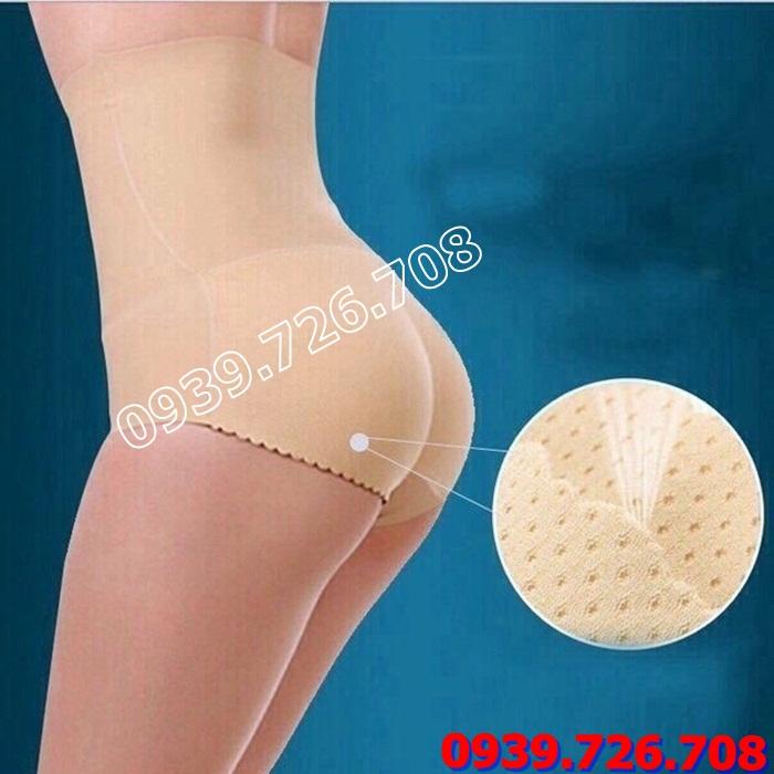 Quần độn mông nịt bụng 2 trong 1 (Vừa độn mông vừa nịt bụng)
