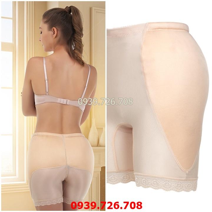Quần độn mông và hông nữ - Quần độn hông và mông liền mạch QUẦN LÓT NÂNG MÔNG đẹp tròn tự nhiên hàng cao cấp