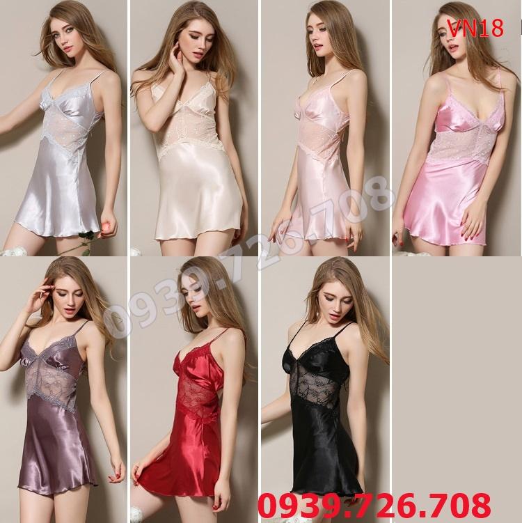 Đầm ngủ VN18
