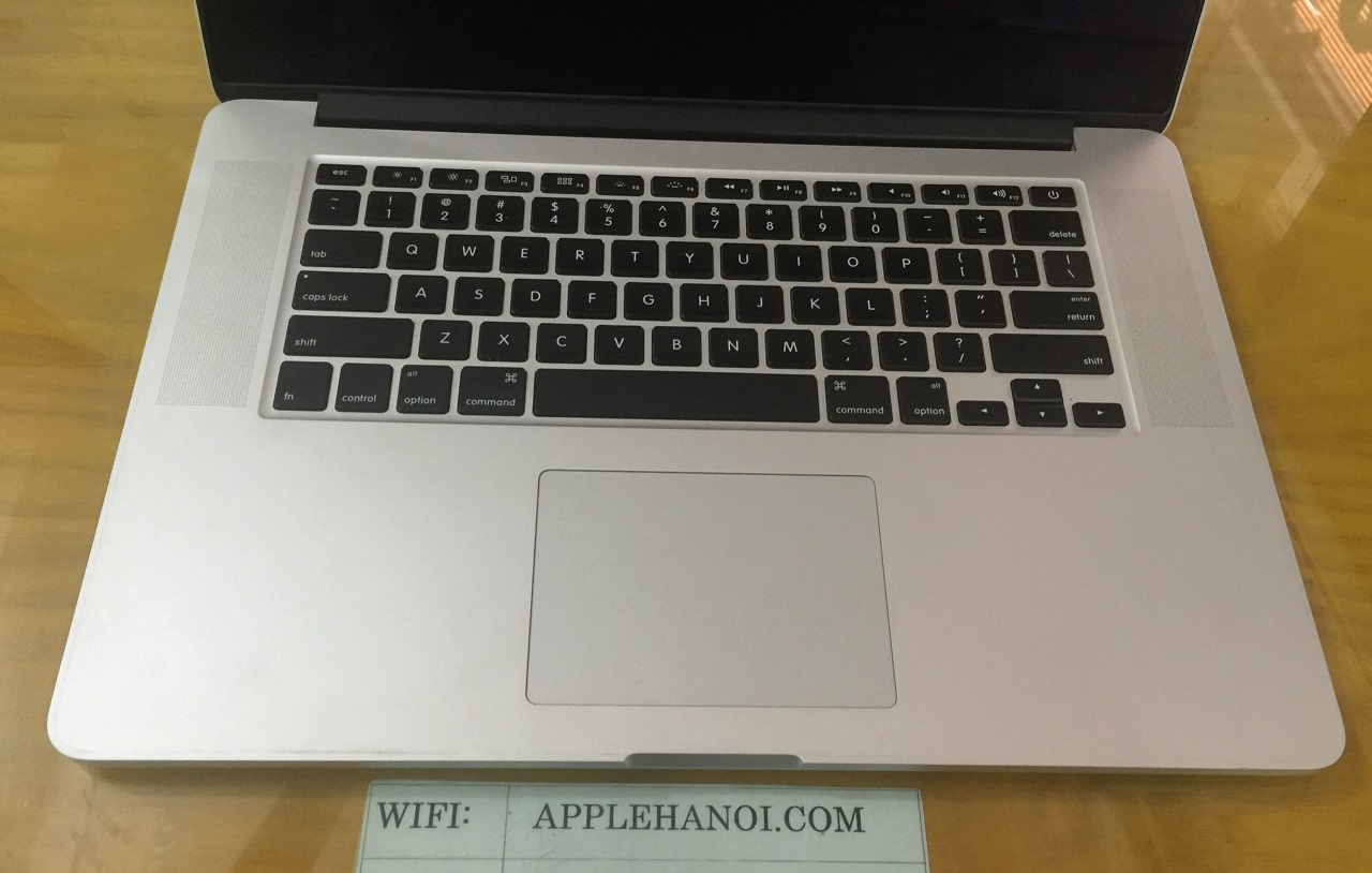 apple macbook 15inch 2012