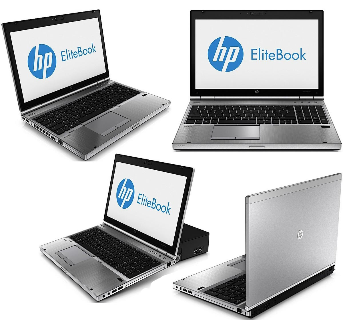 HP Elitebook 8570W Core i7 3720QM RAM 8GB HDD 320GB CARD VGA K1000M