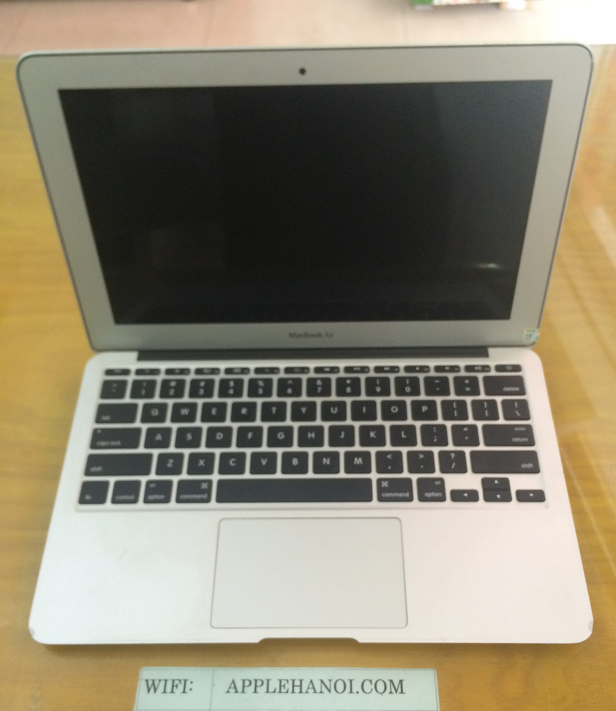 MACBOOK AIR 11.6 INCH I5-1.6GHZ RAM 2GB SSD 128 PIN NEW