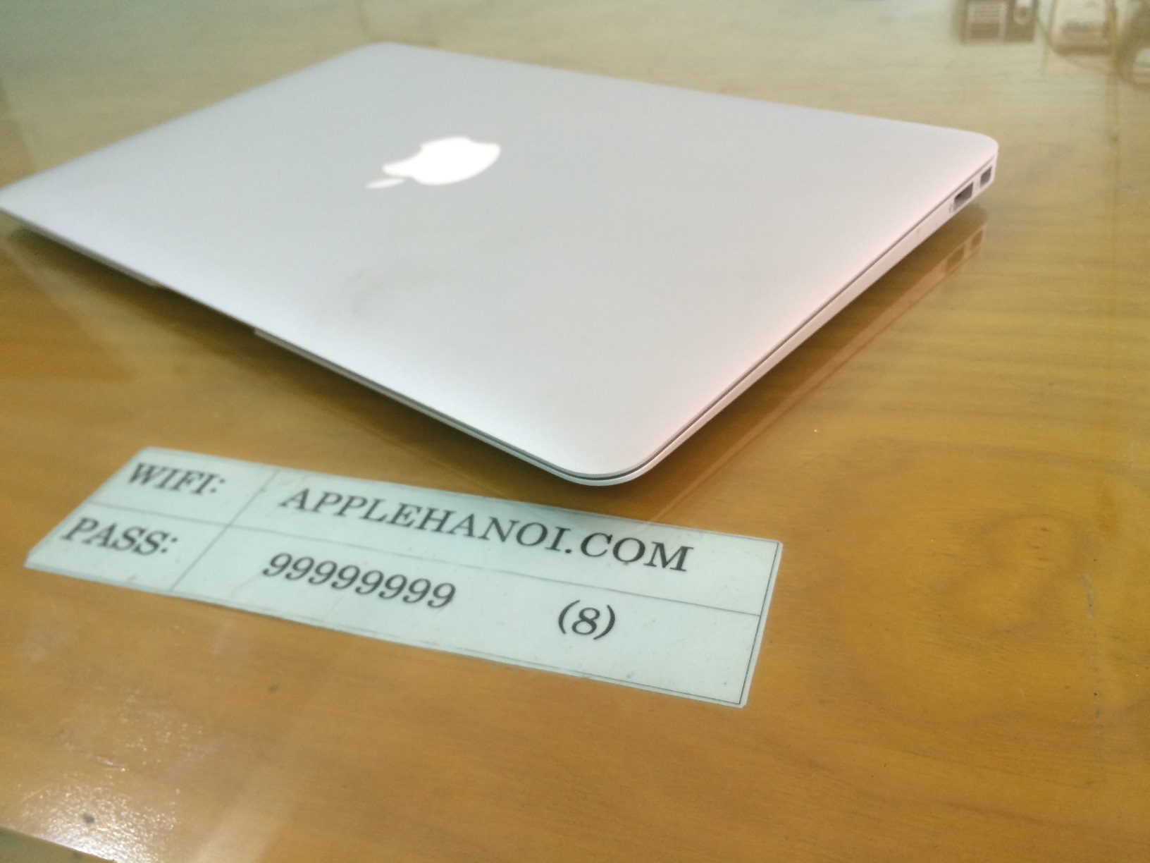 MACBOOK AIR MD711LLA 11.6