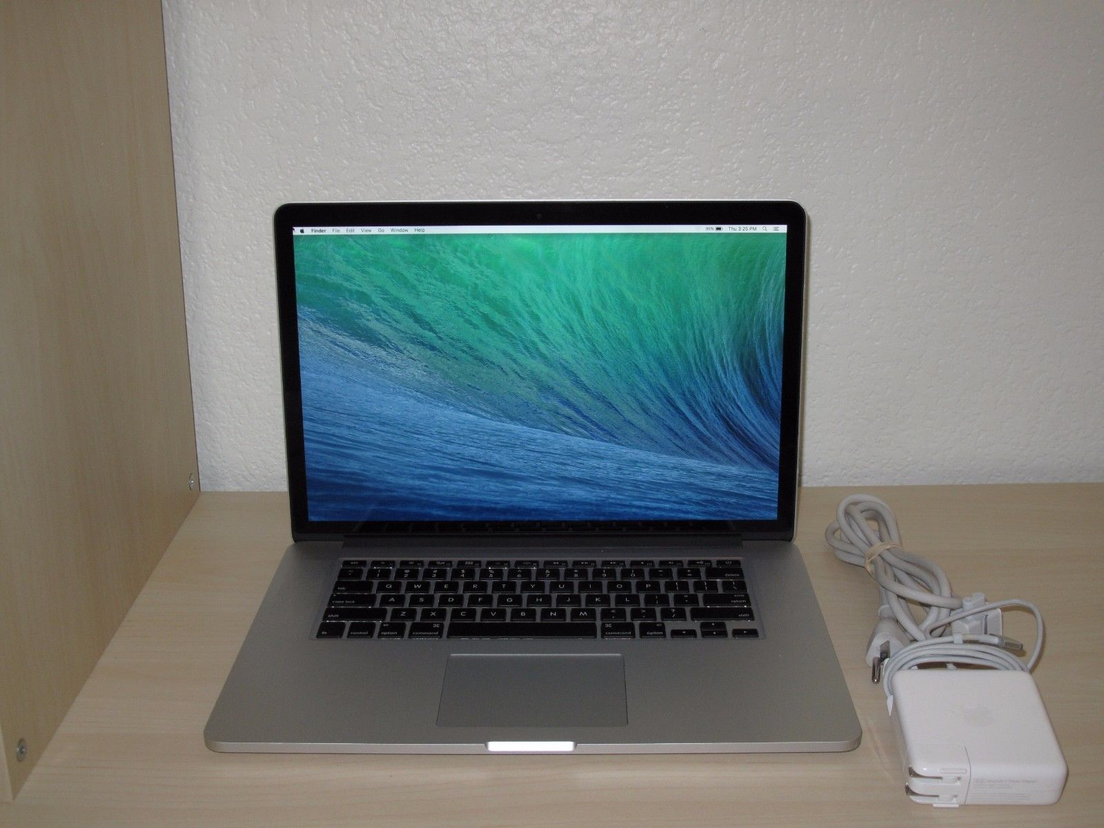 MacBook Pro 15inch Late 2013 Core i7-4850HQ 2.3 GHz Retina Late 2013 15 - BTO CTO - MacBookPro11,2 - A1398 - 2674