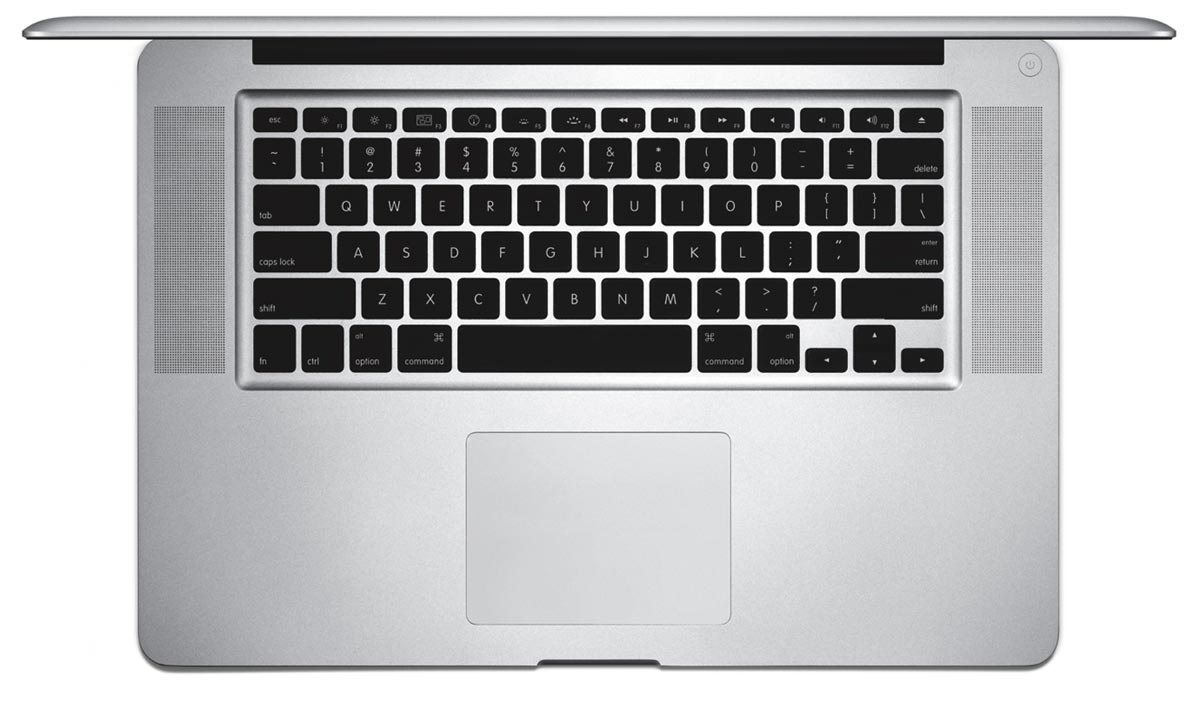 MacBook Pro MD035 Early 2011 15 Core i7-2820QM 2.3 GHz RAM 8GB HDD 500GB MÁY CŨ 98%