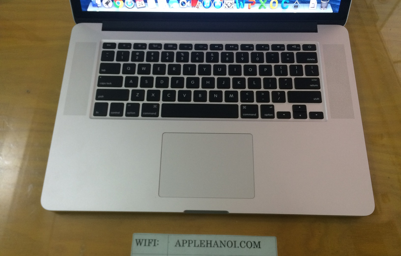 MACBOOK PRO RETINA MID 2012 MC975