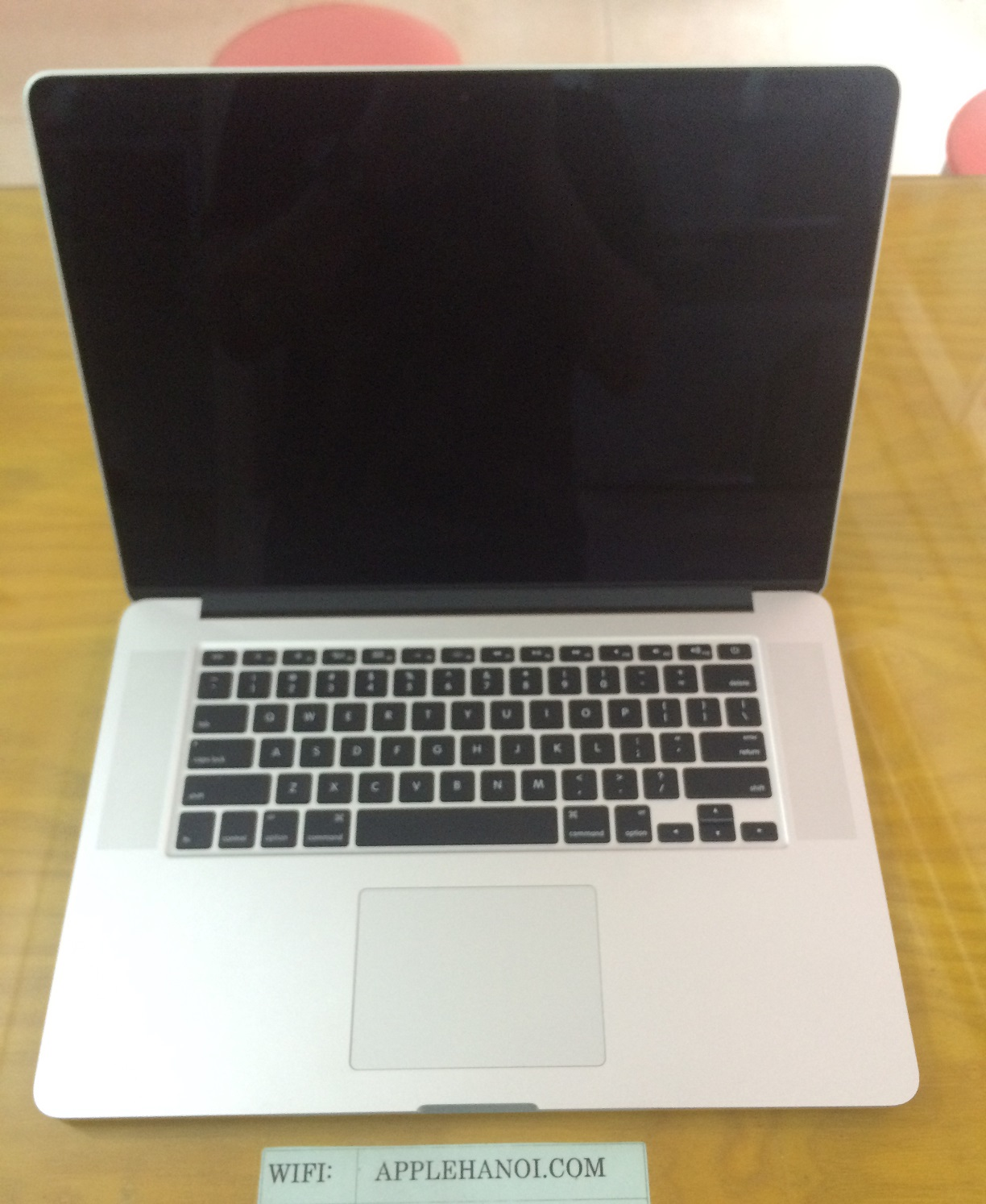 MACBOOK PRO RETINA MC975LLA MID2012