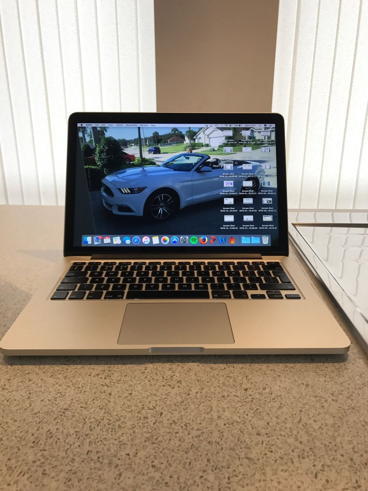 MACBOOK PRO RETINA ME864LLA CORE I5 2.4GHZ