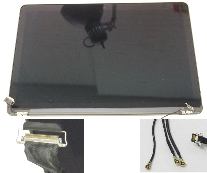 LCD LED Screen Display Apple Macbook Pro 13 A1425 2012 2013 Retina