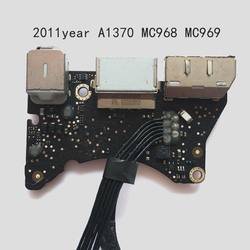 820-3053-A DC I-O Power Audio Board Apple MacBook Air A1370 MC505 MC506 2010 2011