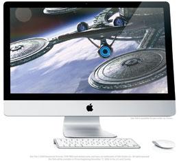 APPLE iMac MB953LL/A 27-Inch CPU I5-750 2.66GHZ / RAM 8GB / VGA RADEON HD 4850 512MB DDR3 / SSD 128GB MÁY LIKE NEW 98%