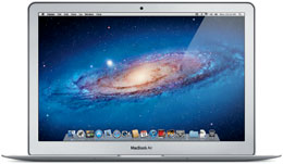 MacBook Air MD628 2012