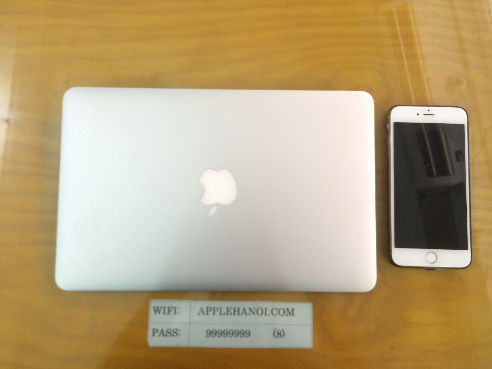 APPLE MACBOOK AIR MD711LLa