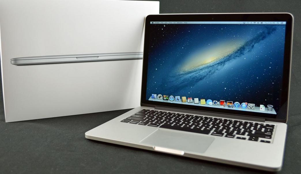 MacBook Pro md104 Mid-2012 Core i7-3720QM 2.6 GHz / RAM 8GB / HDD 750