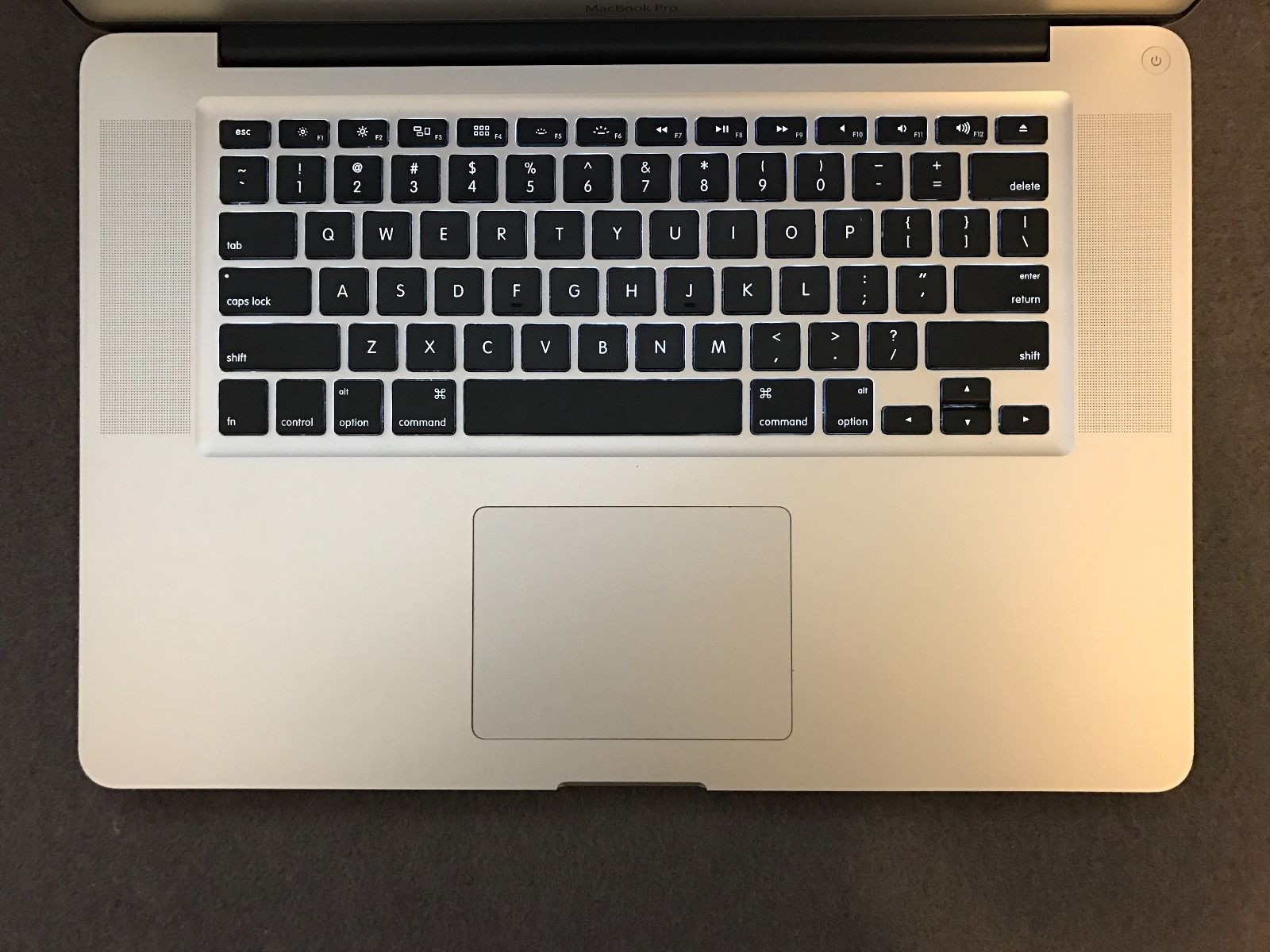 MacBook Pro mid 2012 BTO/CTO Core i7 (I7-3820QM) 2.7 GHz
