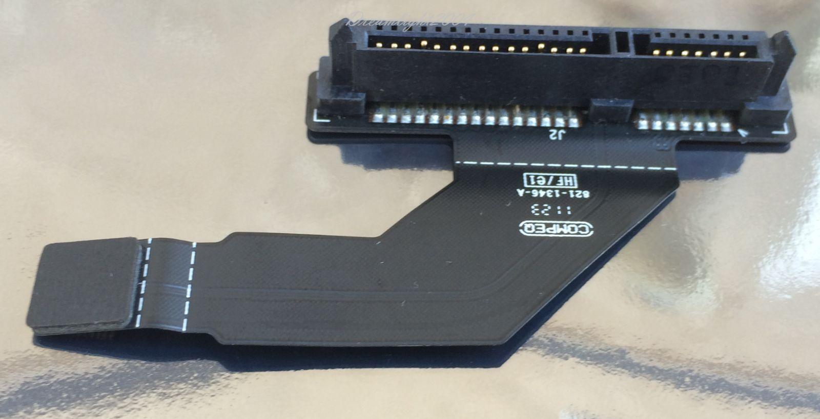 Cáp ổ cứng thứ 2 cho mac mini - apple mac mini cable hdd 821-1501-A 076-1412 A1347 mc270 mc438 mc815 mc816 mc936 md387 md388 md389 bto-cto