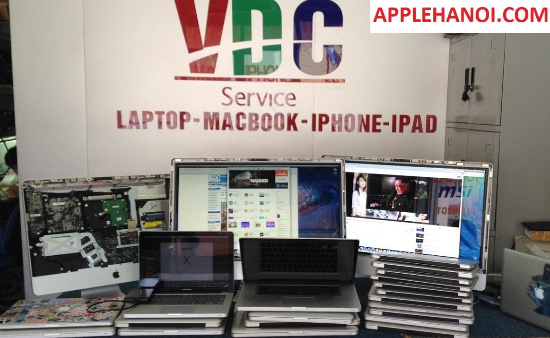 địa chỉ sửa macbook dịch vụ apple tại hà nội