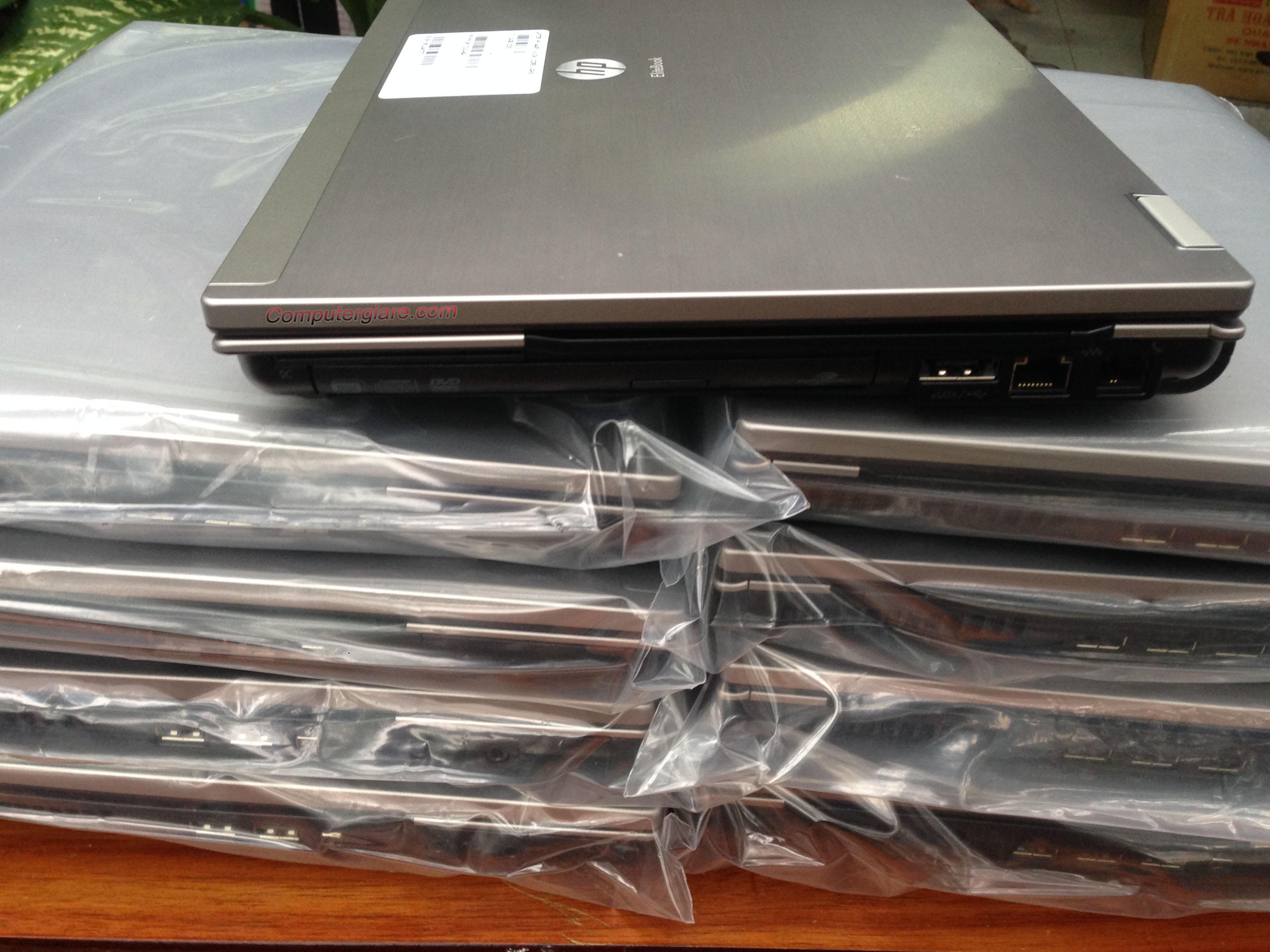 Laptop cũ HP 8440p Core i5 520M/ RAM 4GB / HDD 250GB / VGA Nvidia Quadro NVS 3100M