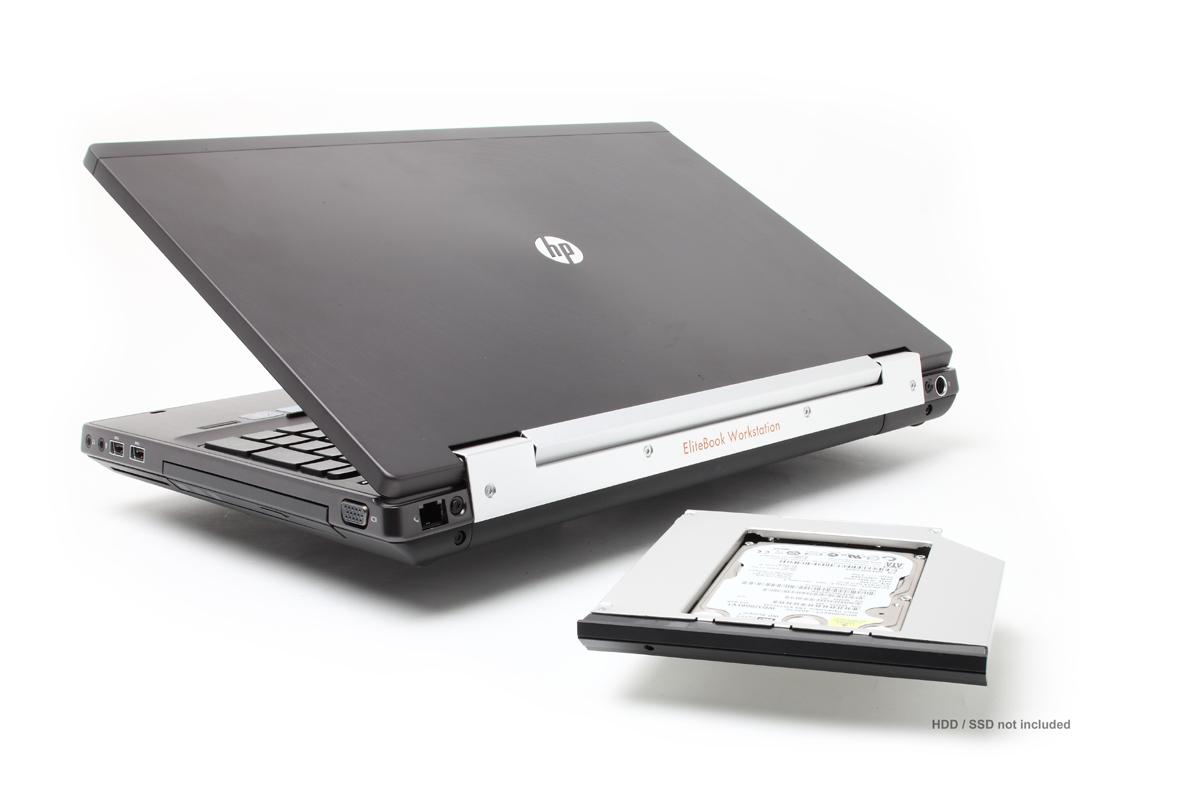 Laptop cũ HP Elitebook 8570W WorkStation Core i5 3320M, RAM 4GB, HDD 250GB, VGA AMD FirePro M4000, 15.6 inch Full HD