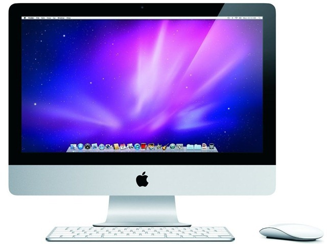 iMac MC309 2011/21.5 inch/ i5 2.5GHz/ SSD 256GB/ 8Gb/ ATI Radeon HD 6750M/99%