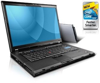 Laptop cũ Lenovo Thinkpad W510 Core i7 720QM, 4GB, 250GB, VGA 1GB NVidia Quadro FX880M, 15.6 inch