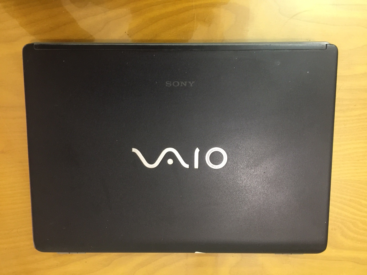 laptop Sony Vaio VGN-S580B