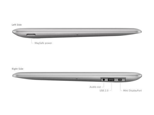 MacBook Air Mid-2009 - MC233LL/A