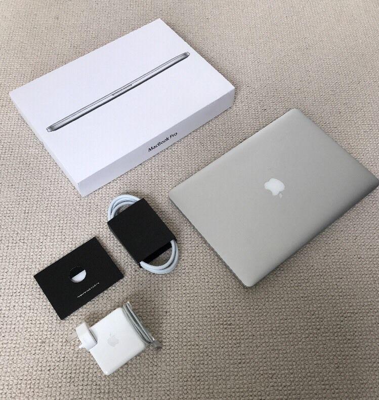 Macbook Pro Retina ME6642013