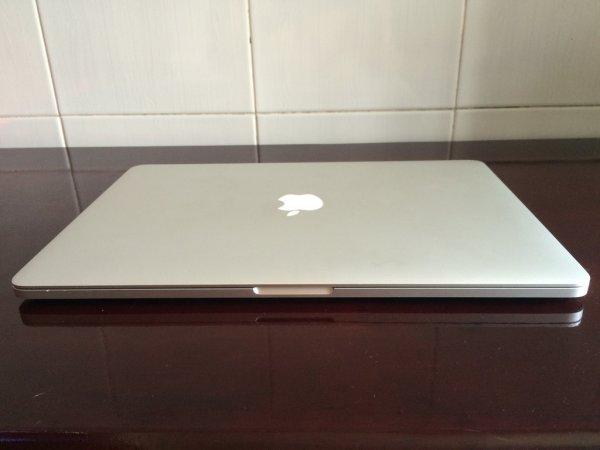 MACBOOK RETINA CORE I7 2.6