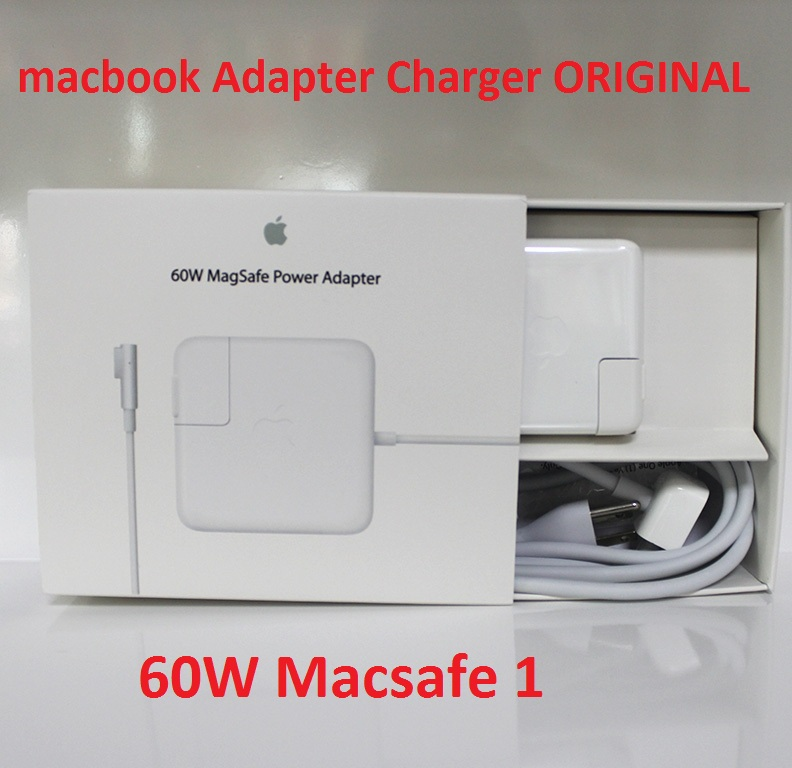SẠC MACBOOK PRO 60W MAGSAFE 1 original  full box 2008 - 2012