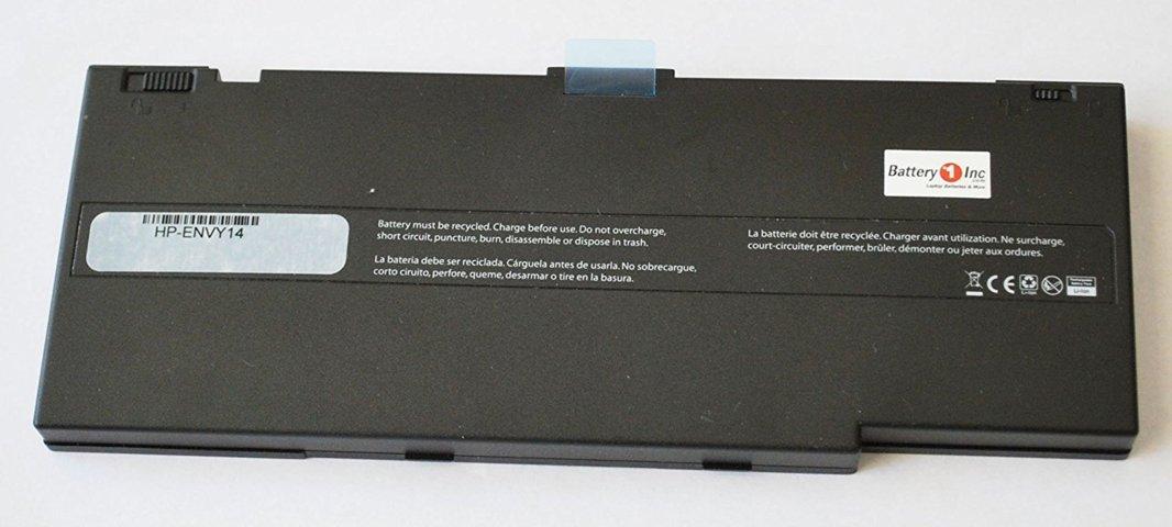 pin laptop Compaq 1610