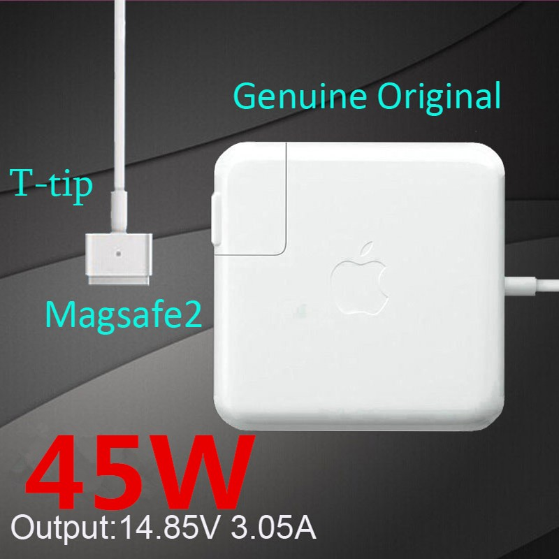 sạc adapter macbook 45w original macsafe 2 nobox
