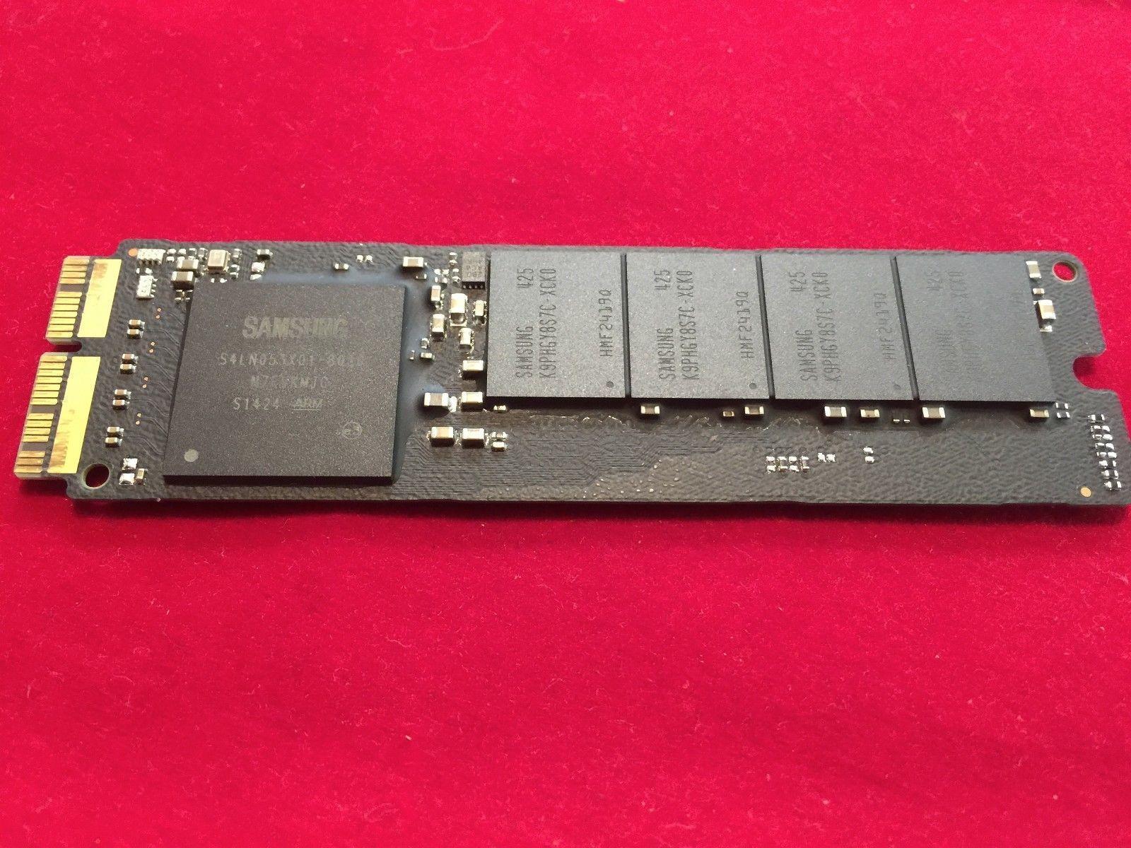 ssd macbook air 2013 2014 thay thế nâng cấp ổ cứng ssd 128gb 256gb 512gb cho macbook air 11 và 13 inch a1465 a1502