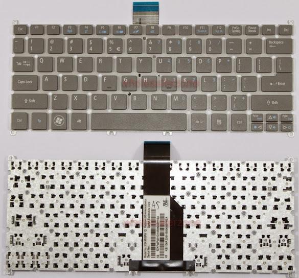 Thay bàn phím Acer S3