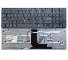 Thay bàn phím HP Elitebook 8560W 8570W