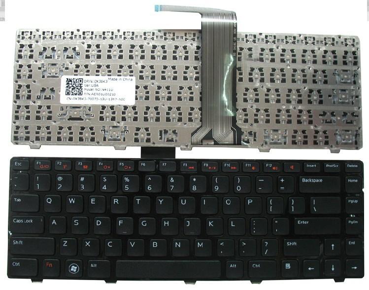 Thay bàn phím laptop Dell XPS L502