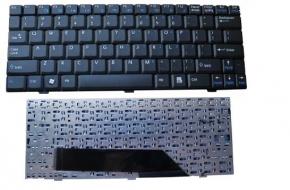 Thay bàn phím laptop MSI U100