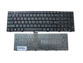 Thay bàn phím MSI CX620