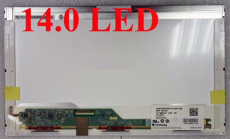 Thay màn hình laptop Toshiba L745 L740 series