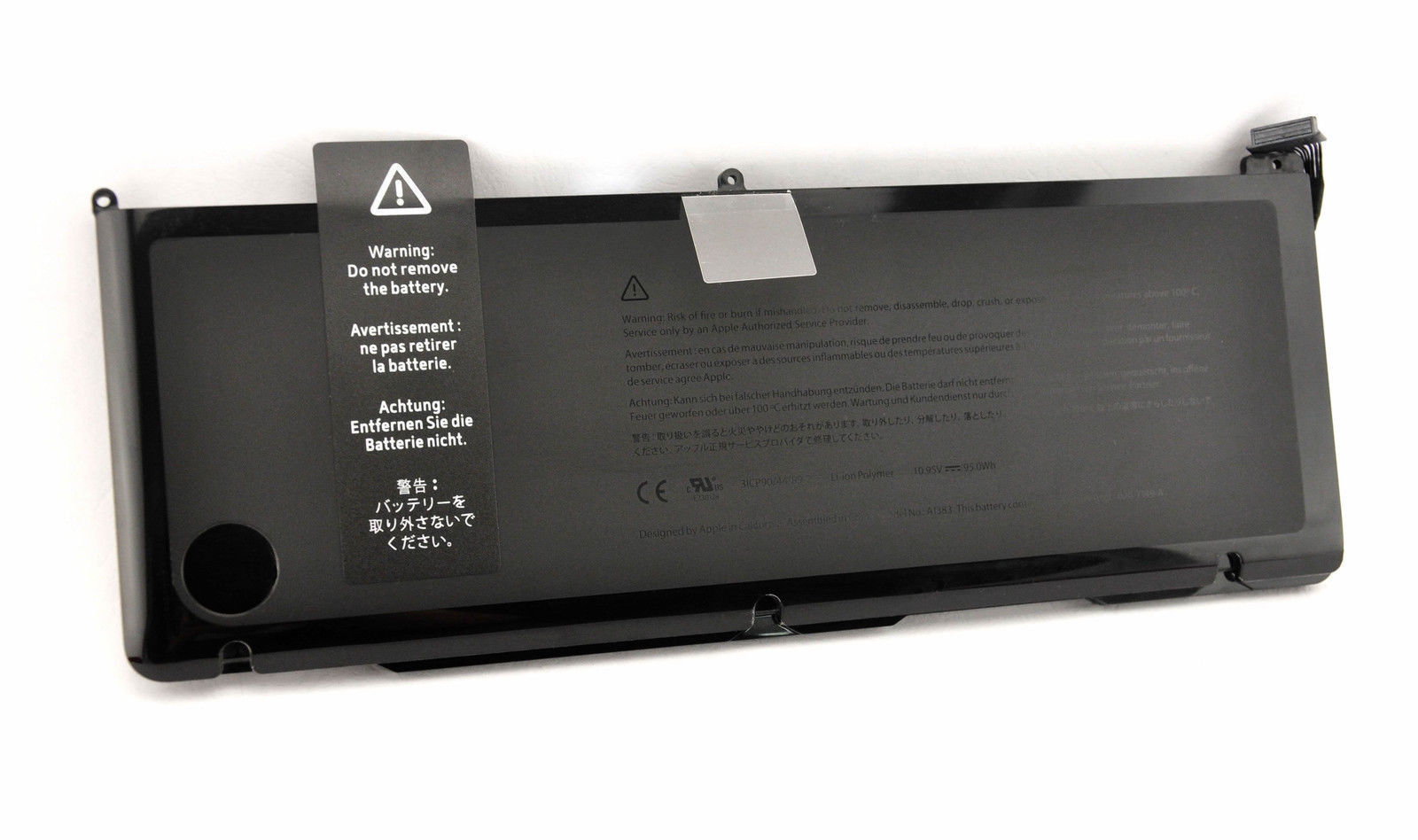 THAY PIN MacBook Pro 17INCH Battery A1383 (2011) A1297 MC725 MD311