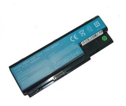 Thay pin laptop acer aspire 5520