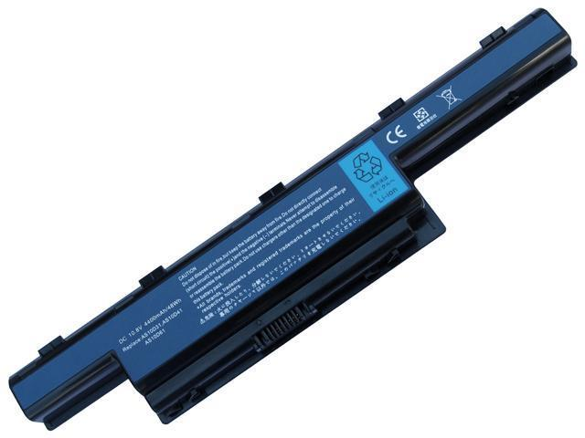 Thay pin laptop acer emachines D732