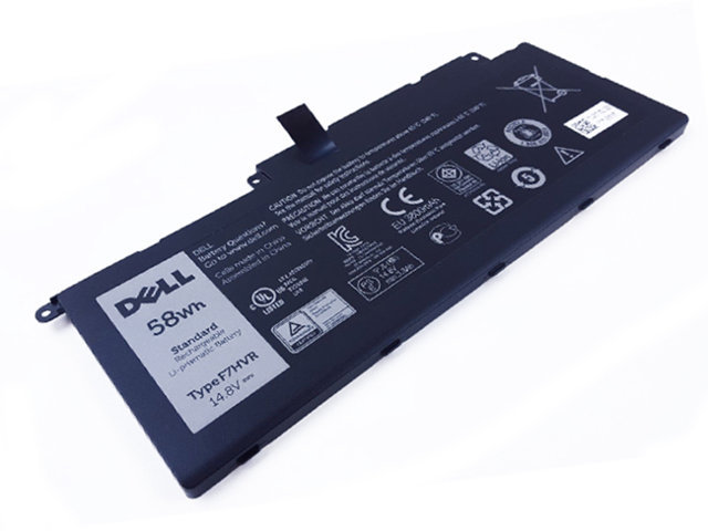 Thay pin laptop dell inspiron 15 7737