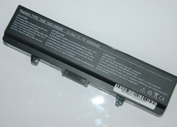 Thay pin laptop dell inspiron 1750 PP29L