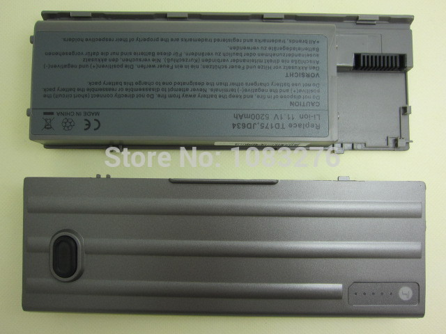 Thay pin laptop dell latitude D631