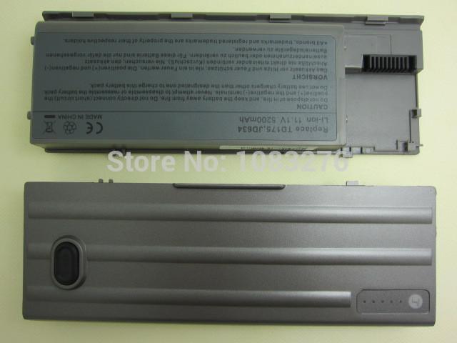 Thay pin laptop dell latitude D640