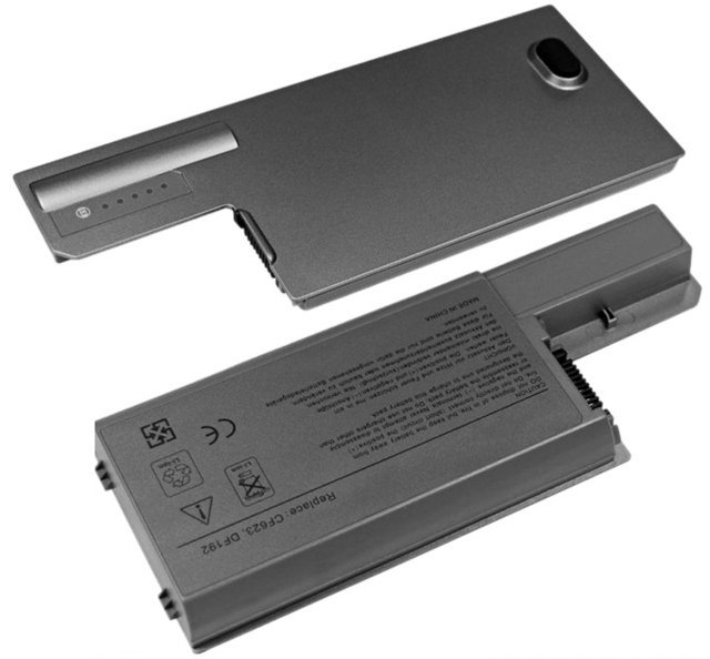 Thay pin laptop dell latitude D830