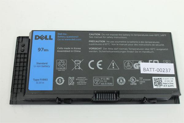 Thay pin laptop dell precision M6600