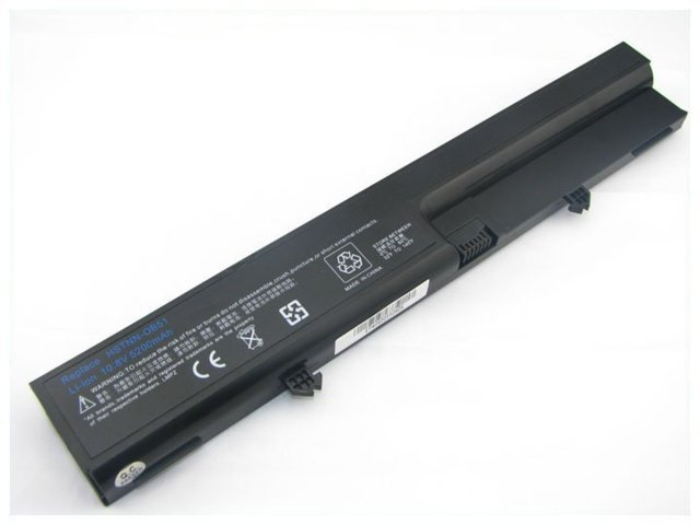 Thay pin laptop hp compaq 540